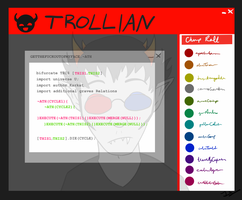 Moonbound 3 Sollux: Fliip the fuck out. by Keyhole-Cat