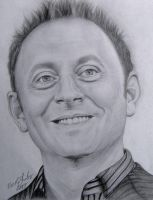 Michael Emerson by linus108Nicole
