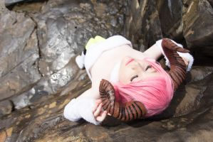 Counting Sheep by Foxy-Cosplay