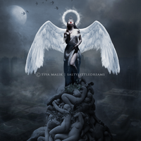 Angel of the night by saltylittledreams