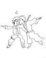 omg what if naruto and ichigo by jakethestampede
