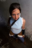 Korra - Dare you to move by CrystalPanda