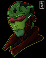 Thane by Arofexdracona