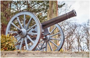 Fort Niagara Cannon by FallesenPhotography