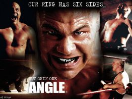 Kurt Angle Wallpaper 2 by AISTYLES