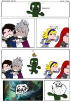 Foreveralone Amumu - League of Legends by ReikaSaito