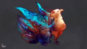 Bestiary:6 - Hippogryph by happip