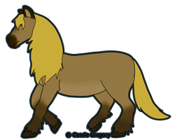 Horse Me by The-Smile-Giver