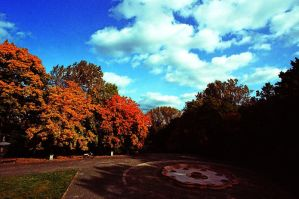 Warsaw 114 autumn by remigiuszScout