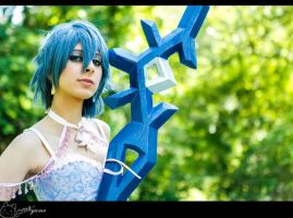 Aqua Kingdom Hearts Birth by Sleep Ballversion by xXxHina-chanxXx