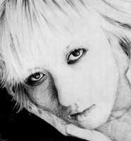 Kiyoharu for my friend Ines by newskinewski