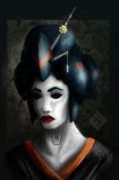 Geisha by HostileSynth