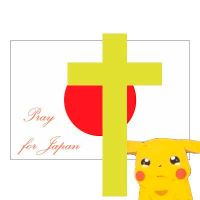 Pray for Japan by Saraphimwolf