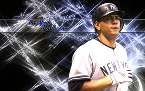 A-Rod Wallpaper by hehateme82
