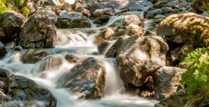 Running water by Tanaruck