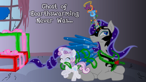 The Ghost of Hearthswarming That Never Was by Inkwell-Pony