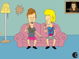 Betty and Butthead by cdup999