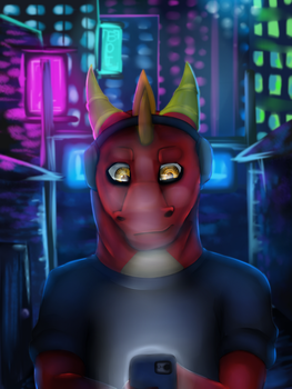 City Solace by Red-Dragon-Blaze