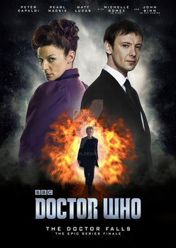 Doctor Who: The Doctor Falls Poster by jakew1994