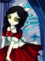BF: Scarlet sister by Danielle-chan