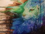 El Tigre Nebulosa by x-surrealist-x