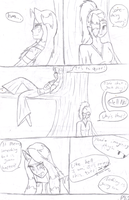 Bleached Page 1 by goldenstripe