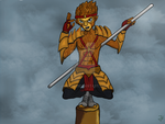 Wukong by Jarix99