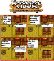 Harvest moon Comic 001 by Deviant-Alink