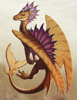 Sand Dragon by Scaleeth