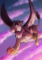 Gryphon by Greykitty