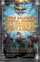 Magical Musical Sideshow Spectacular by BunnyBennett