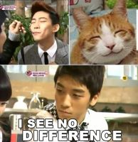 Seungri sees no difference... by Vespa-kid