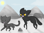 Warrior Cats: Exploring Brothers by 3D-BITES