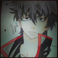 gintoki by dechuuuu