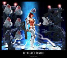 Get Ready To Rumble by Fredy3D