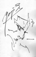 Yoji Shinkawa's Signature by mouseinstinct