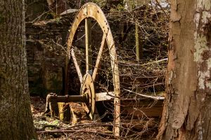 Old Watermill III by DundeePhotographics