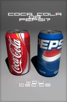 soda can by albertRoberto