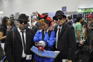 BLUES BROTHERS GOT A NEW MEMBER by DrGengar