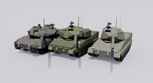 M15 Armored Gun System Series by TheoComm