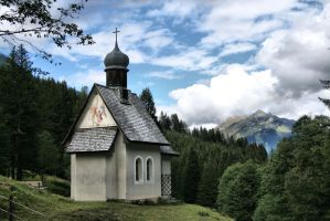 Chapel by Oldtoppy