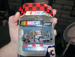 Dale Earnhardt Sr. Car Ornament by BigMac1212