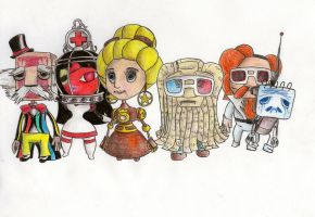 LittleBIGPlanet 2 the Alliance by IcelectricSpyro