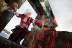 Ebony and Ivory - Dante (Devil May Cry 3) by AndyWana