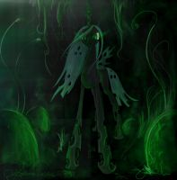 Queen Chrysalis by SystemF4ilure