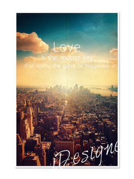Love is the master key by mohnad