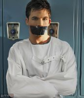 Matt Lanter Bondage by Dith11