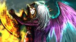 Dance of Good and Evil by 3ihard