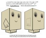 Cubeecraft - Baby Adipose by CyberDrone