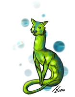 Cat Fish by EenaFarore